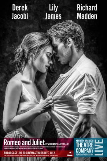 Film poster for: Branagh Theatre Live: Romeo & Juliet (Encore)