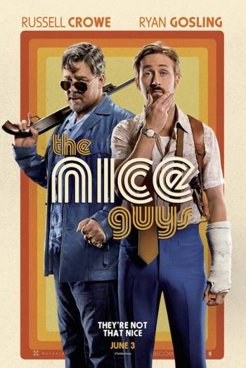 THE NICE GUYS artwork