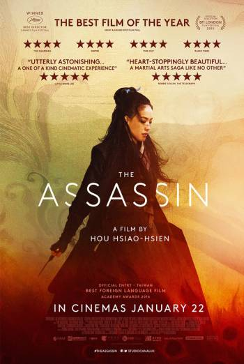 THE ASSASSIN artwork
