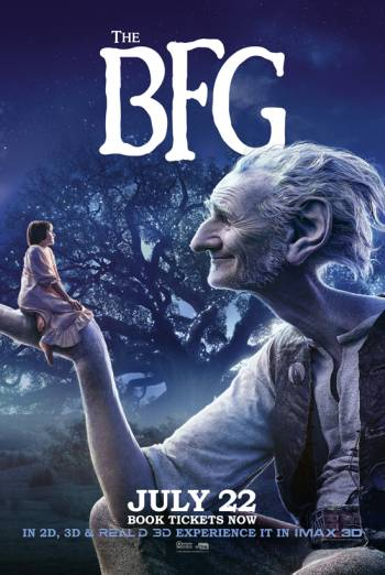 THE BFG <span>(2016)</span> artwork