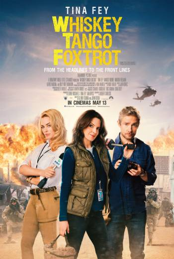 WHISKEY TANGO FOXTROT artwork