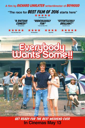 EVERYBODY WANTS SOME artwork