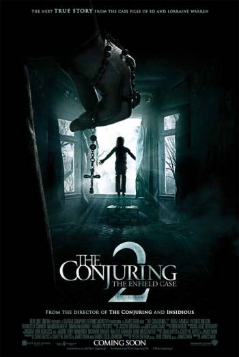 THE CONJURING 2 artwork