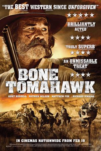 BONE TOMAHAWK artwork