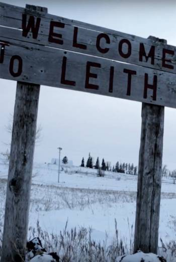 WELCOME TO LEITH artwork