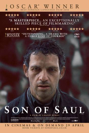 SON OF SAUL artwork