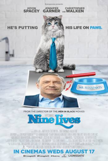NINE LIVES artwork