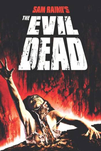 THE EVIL DEAD <span>(1982)</span> artwork