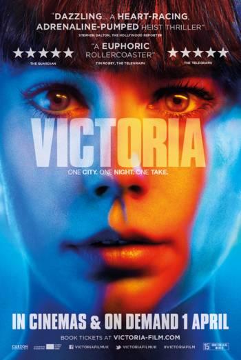 VICTORIA <span>(2015)</span> artwork