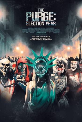 THE PURGE: ELECTION YEAR artwork