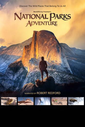 AMERICA WILD: NATIONAL PARKS ADVENTURE <span>(2016)</span> artwork