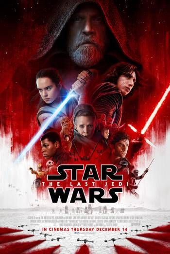 STAR WARS: THE LAST JEDI <span>[Additional material,Audio commentary]</span> artwork