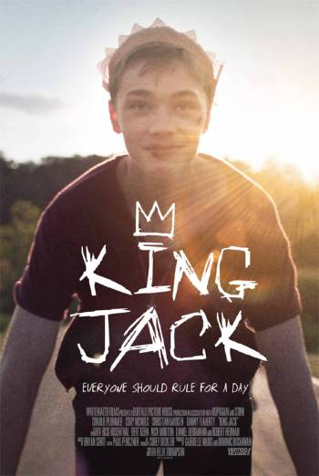 KING JACK <span>(2015)</span> artwork