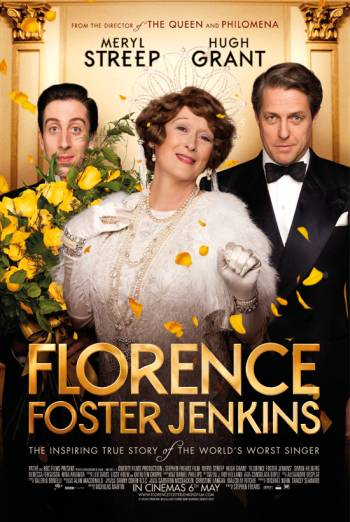 FLORENCE FOSTER JENKINS <span>[Additional Material,Audio description]</span> artwork