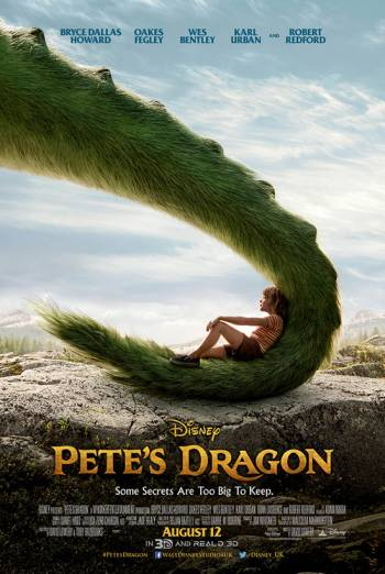 PETE'S DRAGON <span>[3D]</span> artwork