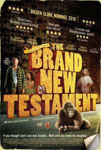 THE BRAND NEW TESTAMENT <span>(2015)</span> artwork