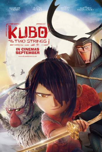 KUBO AND THE TWO STRINGS <span>[3D,Trailer E]</span> artwork