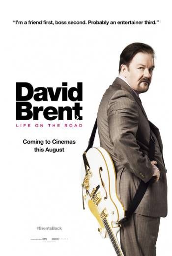 DAVID BRENT: LIFE ON THE ROAD <span>[Additional material,Audio commentary with Ricky Gervais]</span> artwork