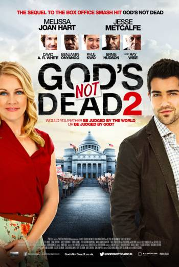 GOD'S NOT DEAD 2 artwork