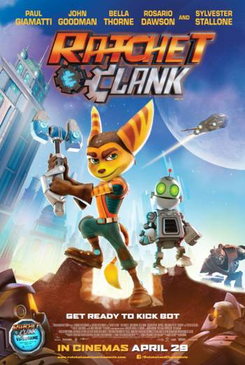 Ratchet Clank British Board Of Film Classification