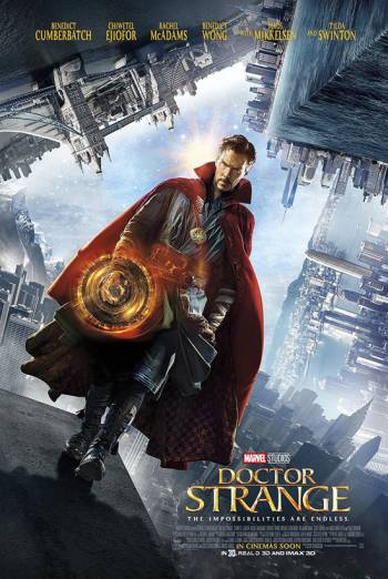 DOCTOR STRANGE <span>(2016)</span> artwork