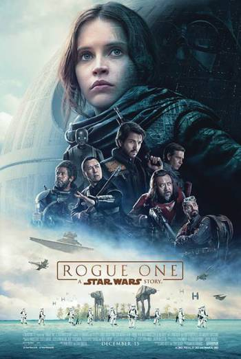 Rogue One: A Star Wars Story 3D Poster
