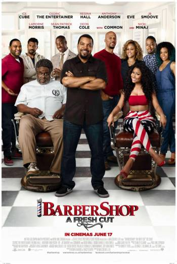 BARBERSHOP: A FRESH CUT <span>(2016)</span> artwork