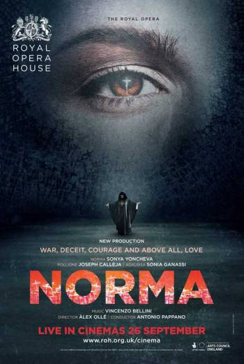 Norma - Royal Opera, London 2016/17
