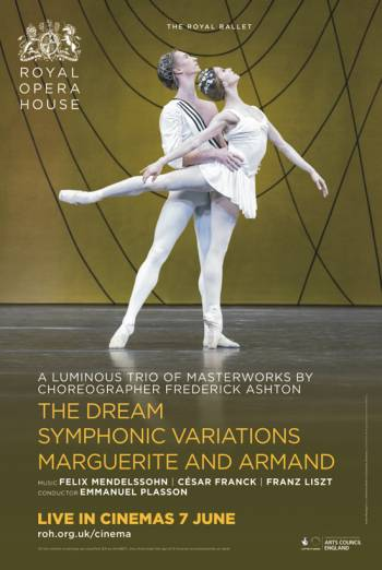 Ashton Triple Bill: The Royal Ballet, 2016/17