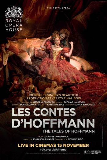 Les Contes D'Hoffmann - Royal Opera, London 2016/17