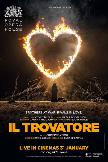 Il Trovatore - Royal Opera, London 2016/17