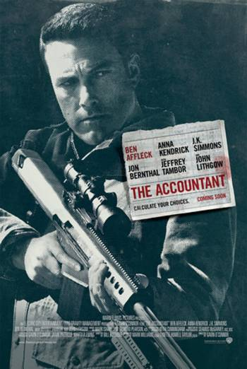 THE ACCOUNTANT artwork