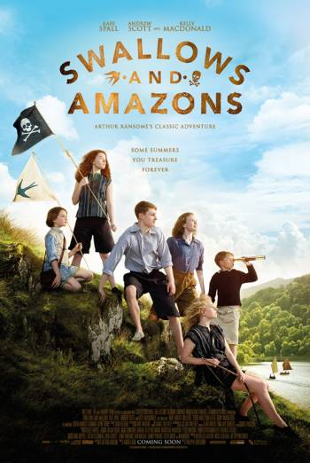 SWALLOWS AND AMAZONS <span>(2016)</span> artwork