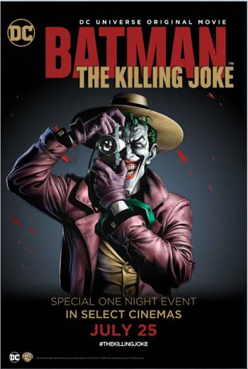 BATMAN: THE KILLING JOKE <span>[Mark Hamill Welcome Intro]</span> artwork