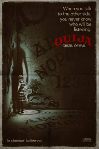 OUIJA: ORIGIN OF EVIL artwork