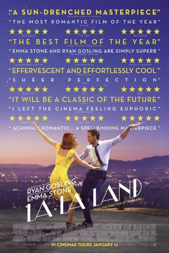 LA LA LAND <span>[Additional Material,Audio Commentary with writer/director Damien Chazelle and composer Justin Hurwitz]</span> artwork