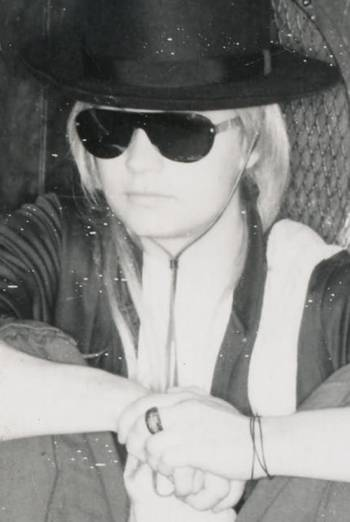 AUTHOR: THE JT LEROY STORY <span>(2016)</span> artwork