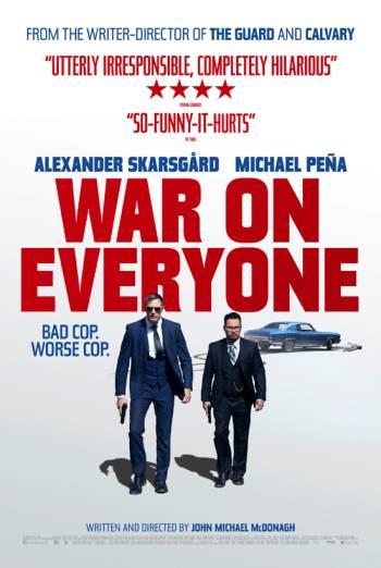 WAR ON EVERYONE <span>(2016)</span> artwork
