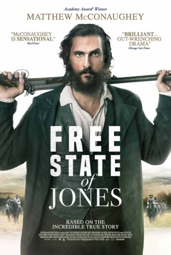 FREE STATE OF JONES artwork