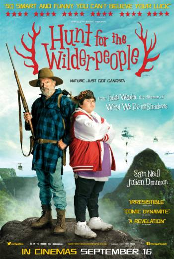 HUNT FOR THE WILDERPEOPLE artwork