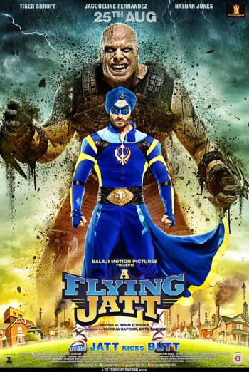A FLYING JATT <span>(2016)</span> artwork