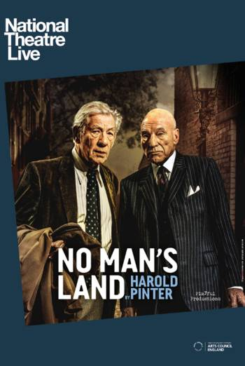 Film poster for: NT Live: No Man's Land