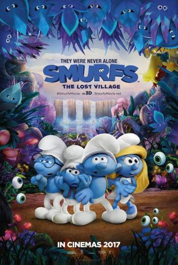 SMURFS: THE LOST VILLAGE artwork