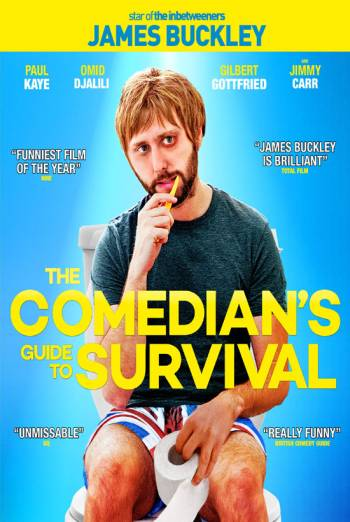 THE COMEDIAN'S GUIDE TO SURVIVAL <span>(2016)</span> artwork