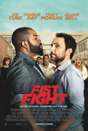 FIST FIGHT artwork