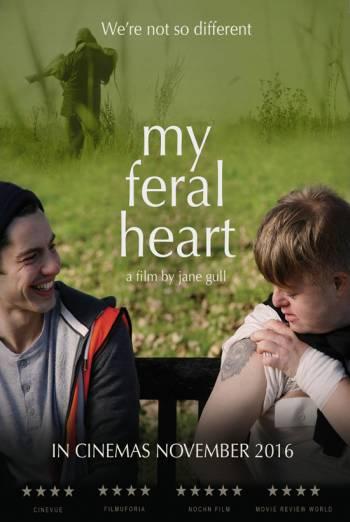 MY FERAL HEART <span>(2016)</span> artwork