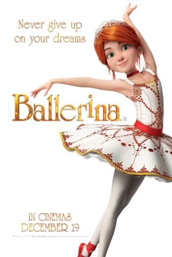 BALLERINA artwork