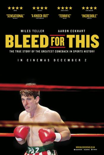 BLEED FOR THIS <span>(2016)</span> artwork