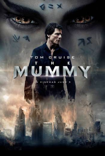 THE MUMMY <span>(2017)</span> artwork