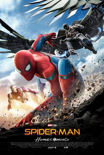SPIDER-MAN: HOMECOMING <span>(2017)</span> artwork